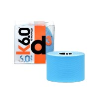 d3 Kinesiology Sports Tape - 50mm x 6m - Blue