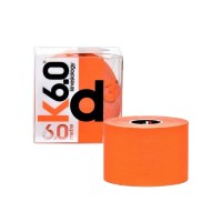 d3 Kinesiology Sports Tape - 50mm x 6m - Orange