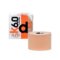 d3 Kinesiology Sports Tape - 50mm x 6m - Beige